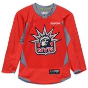 New York Rangers Team-Issued #44 Red Practice Jersey - Size 58 - Fanatics Authentic Certified