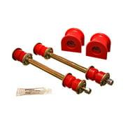 Energy Suspension Ft Sway Bar Bushing Set 27Mm - Red