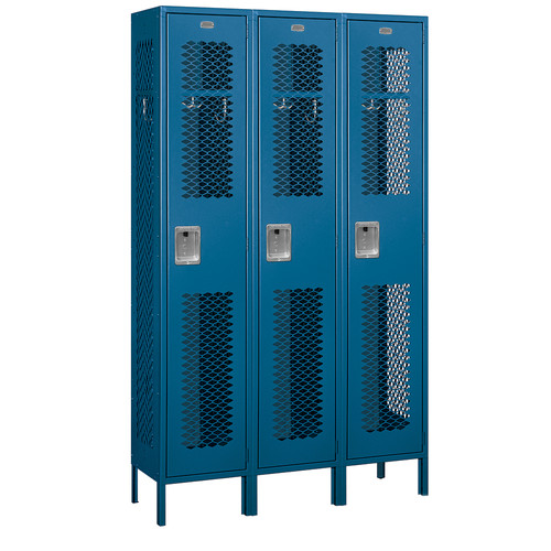 Salsbury Industries 1 Tier 3 Wide Gym Locker