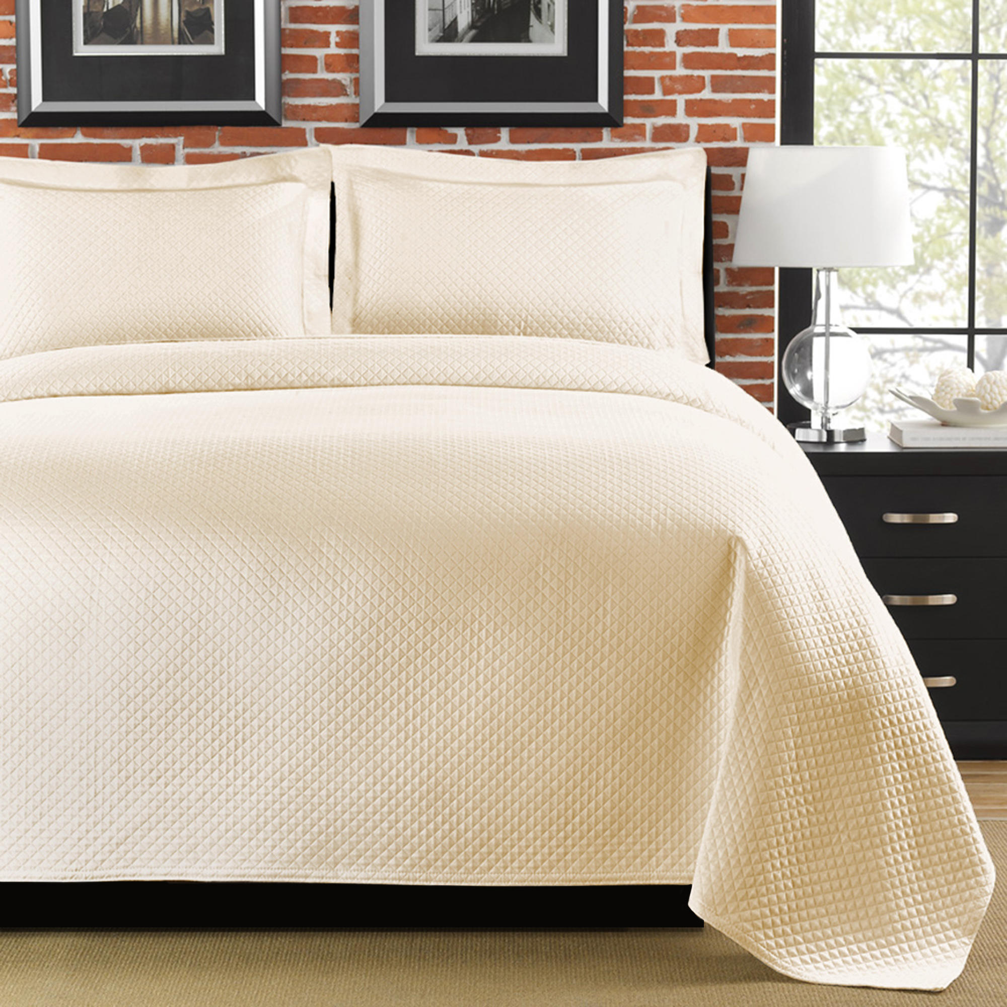 LaMont Home Diamante Coverlet