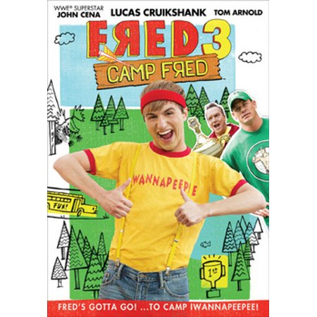 Fred 3: Camp Fred (DVD) (Lion Knight)