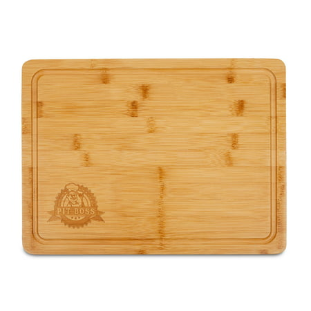 Pit Boss Magnetic Cutting Board w/ Grooved