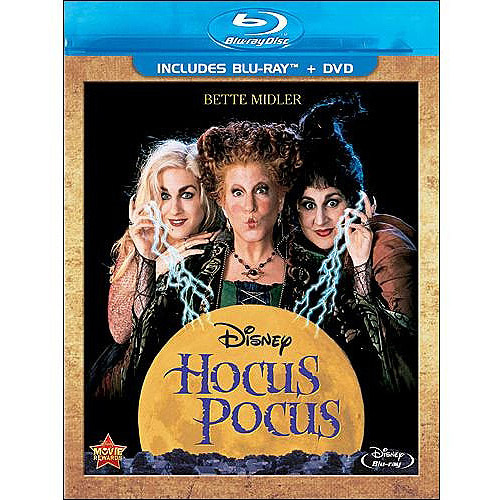 Hocus Pocus (Blu-ray   DVD) (Widescreen)