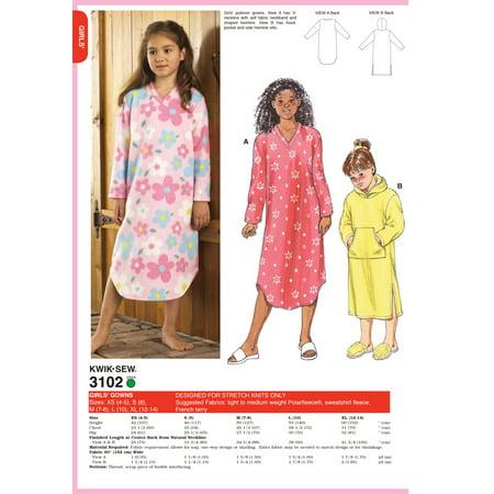 Civil War Ball Gown Pattern - Kwik Sew Pattern Gowns, XS (4, 5), S (6), M (7, 8), L (10), XL (12)