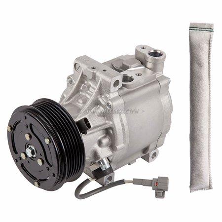 AC Compressor w/ A/C Drier For Subaru Outback 4.0L H6 2005-2009