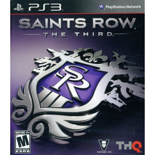 Saints Row The Third (PS3)