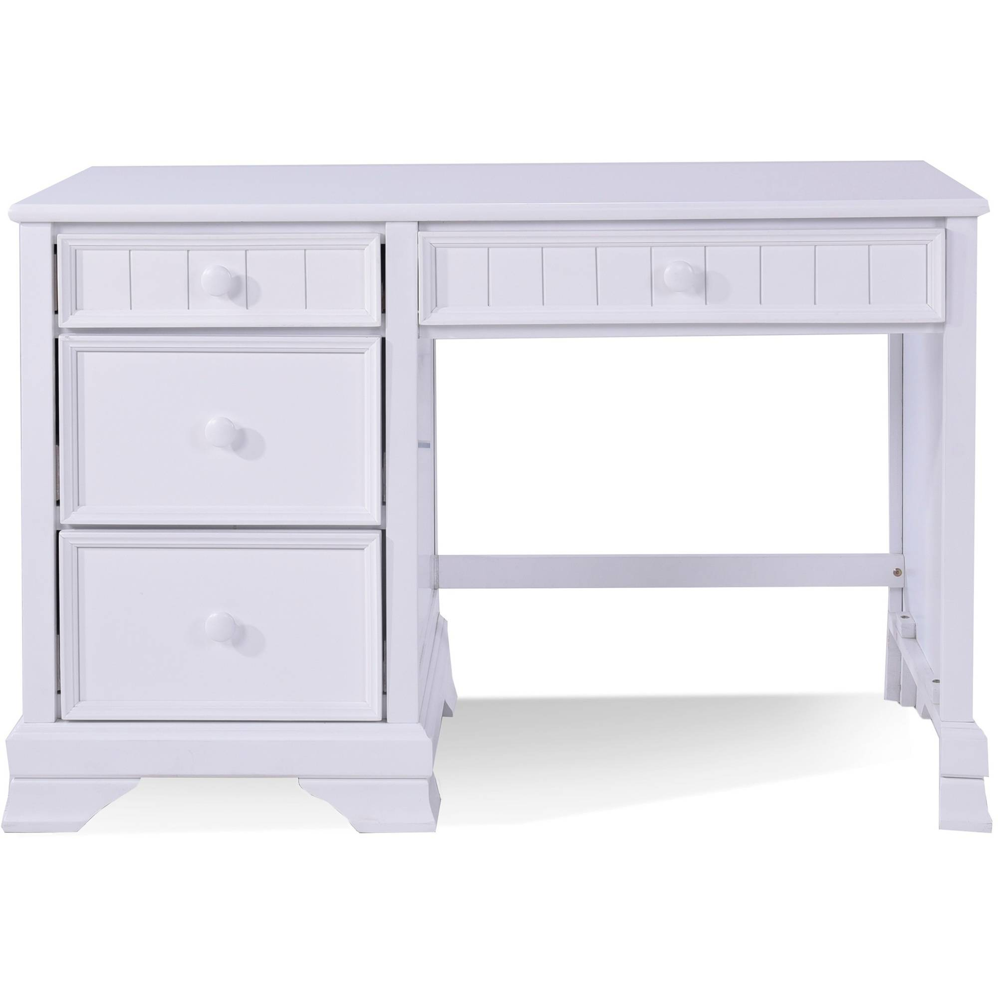 Better Homes And Gardens Kids Sebring Desk, White   Walmart.com