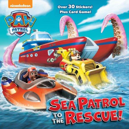 Sea Patrol to the Rescue! (PAW Patrol) (Paw Patrol Books)