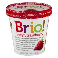 Brio! Dairy Dessert Very Strawberry, 14.0 FL OZ