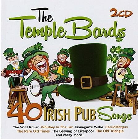 Irish Halloween Songs (40 Irish Pub Songs)