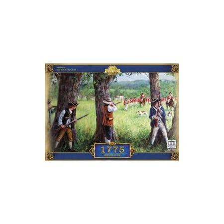 Image of 1775 - Rebellion Game Multi-Colored