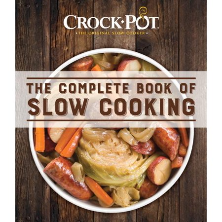 Crockpot Complete Book Slow Cooking Nobody knows slow cooking better than the brand that invented countertop slow cookers more than 45 years ago. That's why you can trust CROCK-POT slow cookers to create great tasting recipes at home.