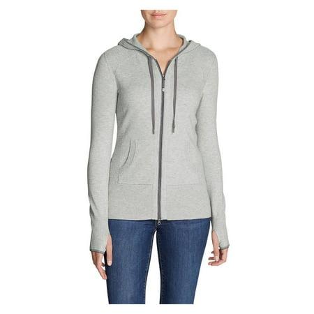 0e006726c23f4 Eddie Bauer - Eddie Bauer Women s Engage Full-Zip Hoodie Sweater -  Walmart.com