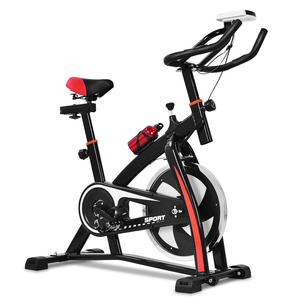 Costway Indoor Cycling Exercise Bike