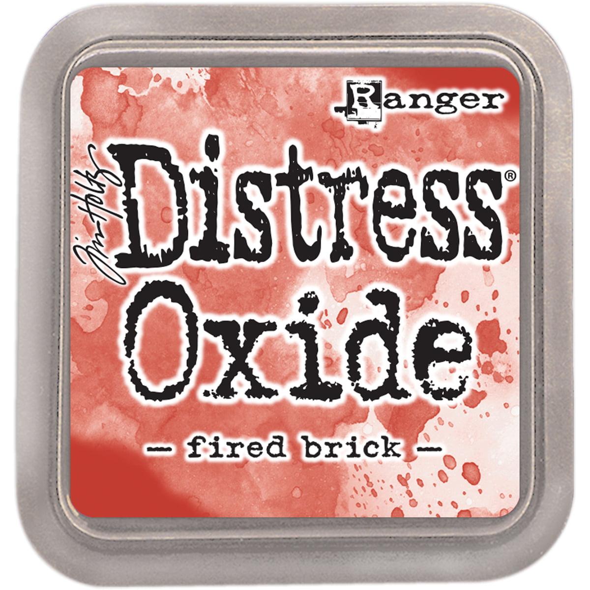 Tim Holtz Distress Oxides Ink Pad-Fired Brick