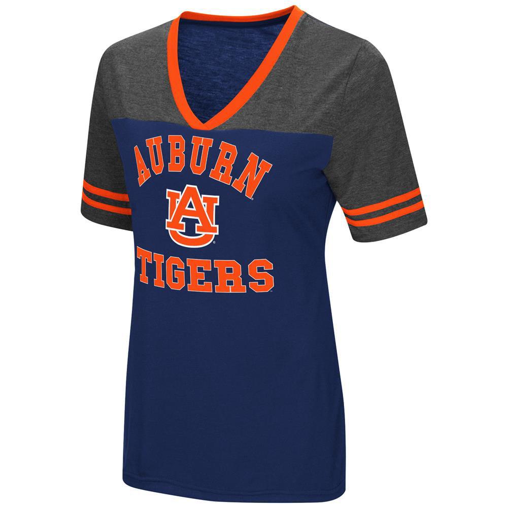 Auburn University Tigers Women's S/S Tee Colosseum Short Sleeve