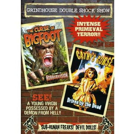 The Curse Of Bigfoot (1976) / Cathy's Curse (1977)
