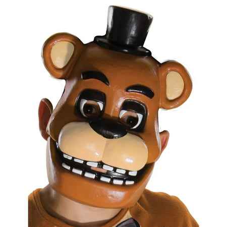 Five Nights at Freddy's - Freddy Child PVC - Brown Wolf Mask