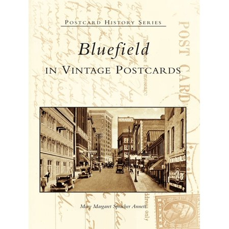 Bluefield in Vintage Postcards - eBook