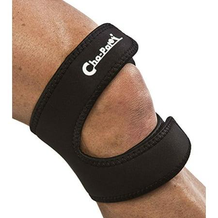"Cho-Pat® Dual Action® Knee Strap, (Black, XX-Large 20"" - 22"") ()"