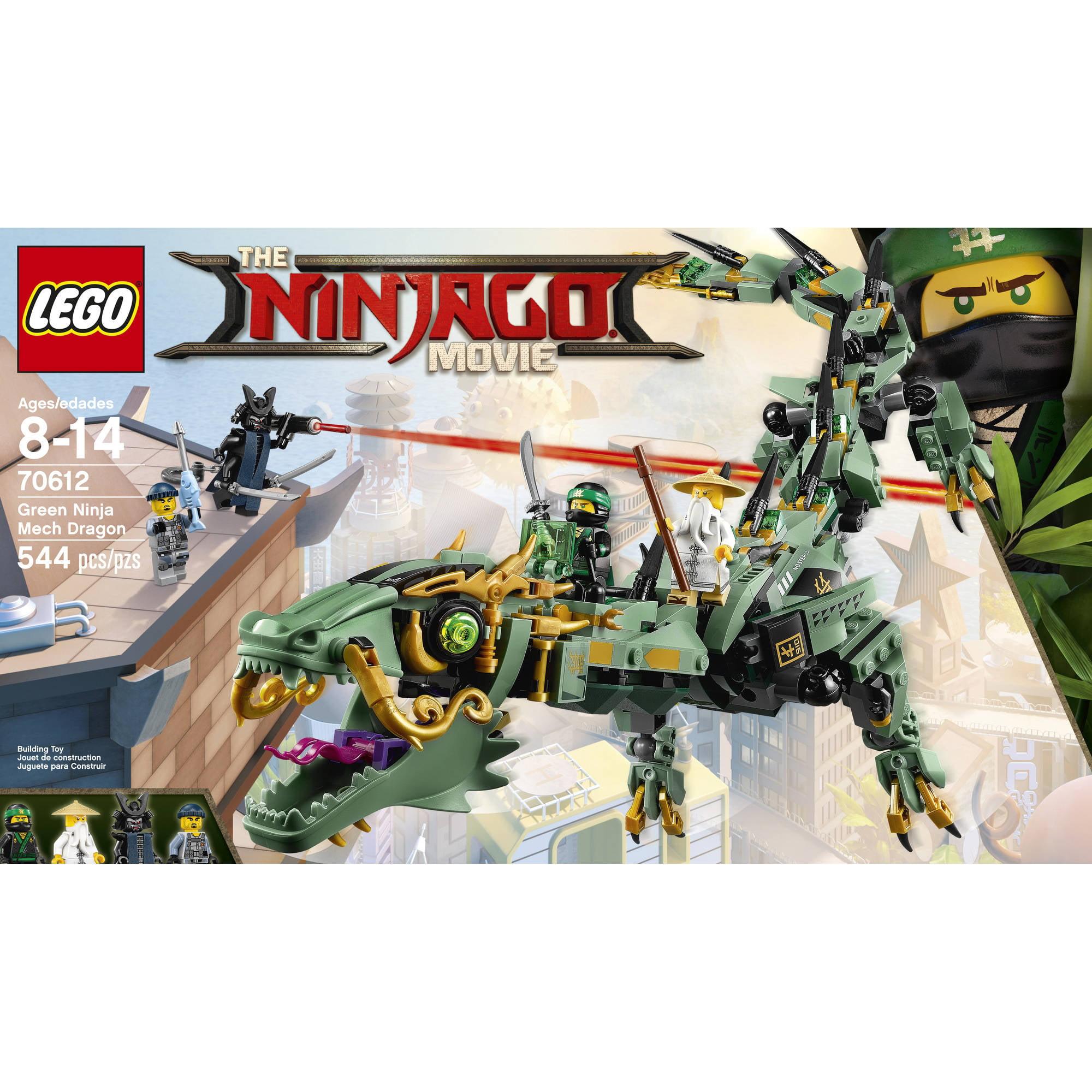 Lego Ninjago Dragon LEGO Ninjago Gr...
