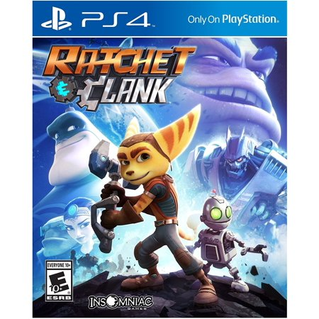 Insomniac Games Ratchet & Clank - Pre-Owned (PS4) (Chronological Order Of Ratchet And Clank Games)