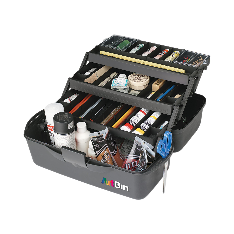 ArtBin Essentials 3-Tray Box