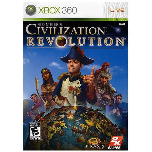 Civilization: Revolution (Xbox 360) - Pre-Owned