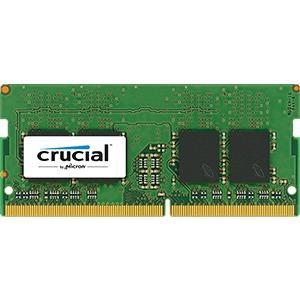 Crucial 8GB DDR4 SDRAM 2400 MHz 1.20 V Non-ECC Unbuffered 260-pin SoDIMM Memory