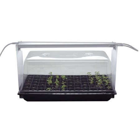 2 ft. Complete Seed Starting and Cloning Grow Light Kit