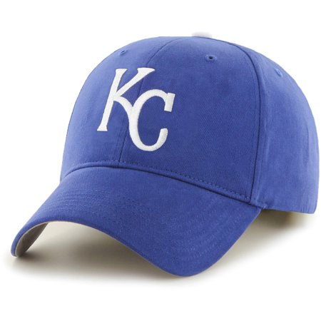 Fan Favorite - MLB Basic Cap, Kansas City (Kansas City Royals Led)