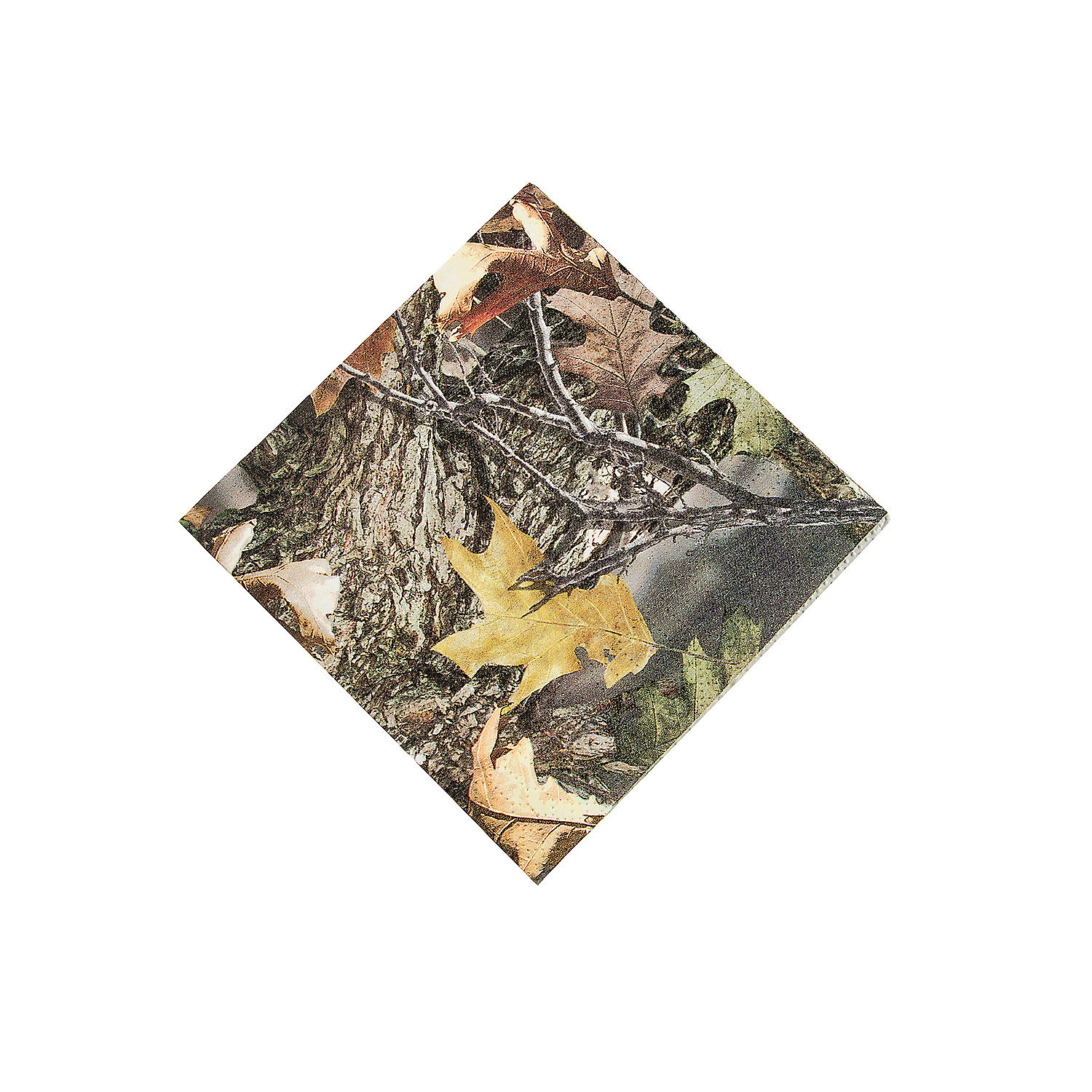 IN-13648297 Camouflage Beverage Napkins 50 Piece(s)
