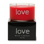 Primal Elements WCLOVE-US Love Wish Candle