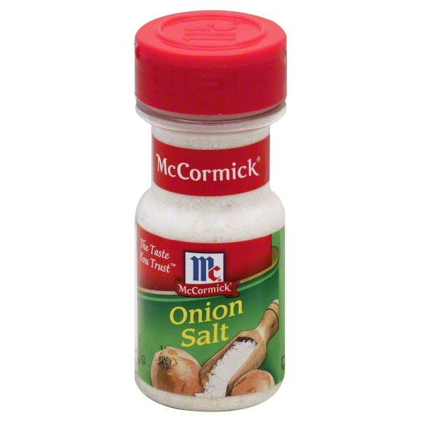 McCormick Onion Salt, 5.12 oz