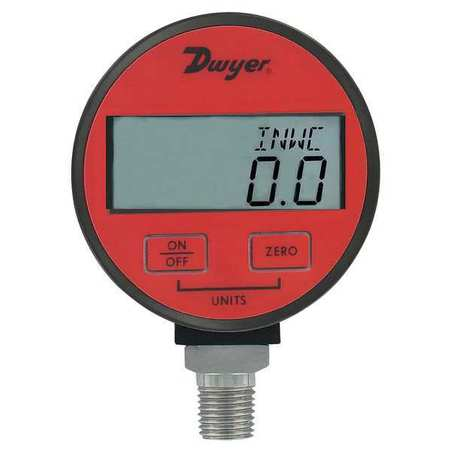 Dwyer Digital Pressure Gauge, DPGA-10