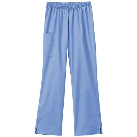 Fundamentals Women's Cargo Pocket Pant (White Cargo Pants)