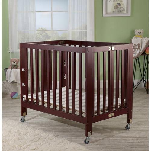 The Orbelle Roxy Portable Crib Gray by Orbelle Trade