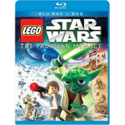 Star Wars Lego: The Padawan Menace (Blu-ray + DVD) by NEWS CORPORATION