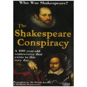 Shakespeare Consipracy by