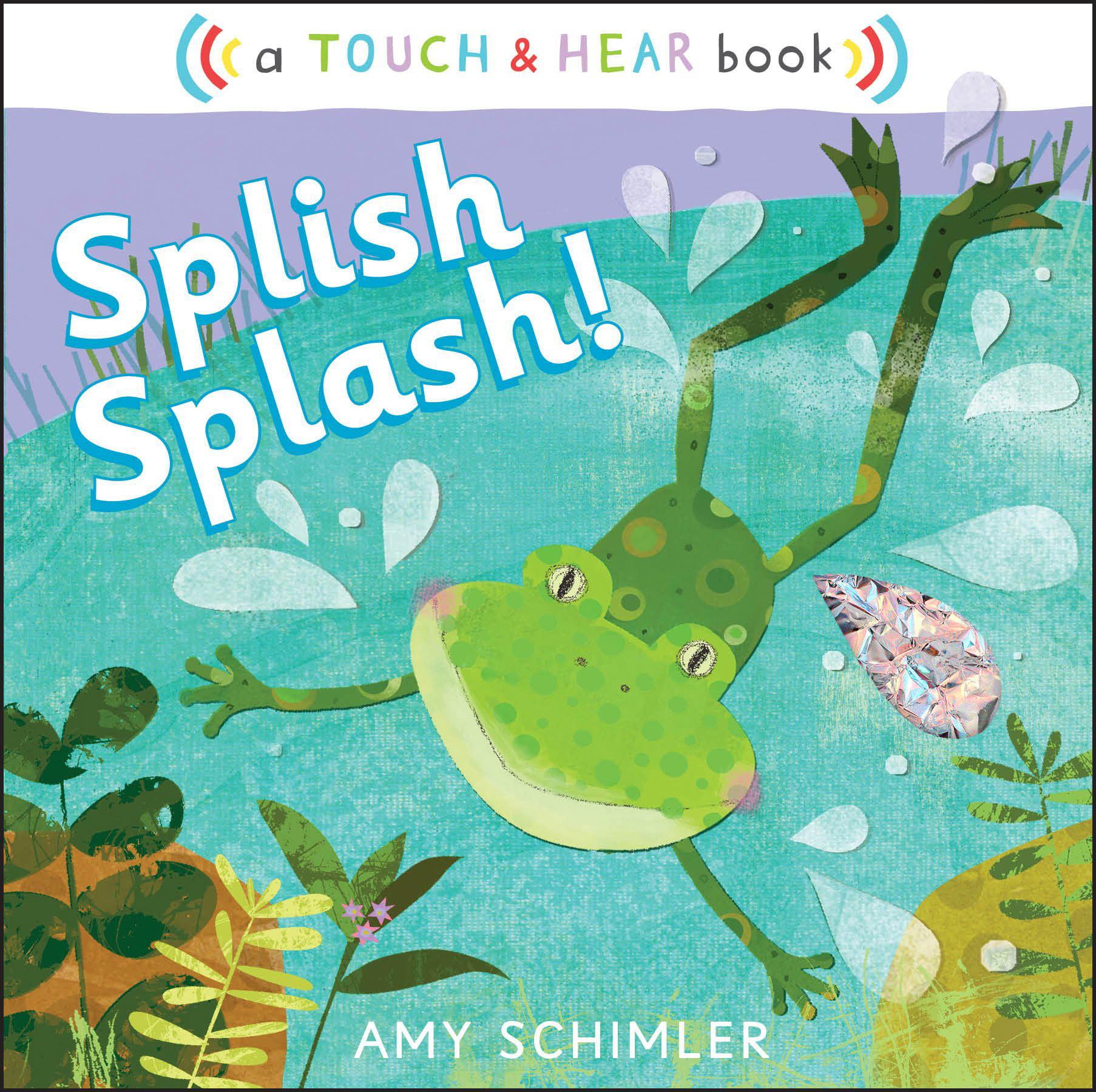 Splish Splash!: A Touch & Hear Book