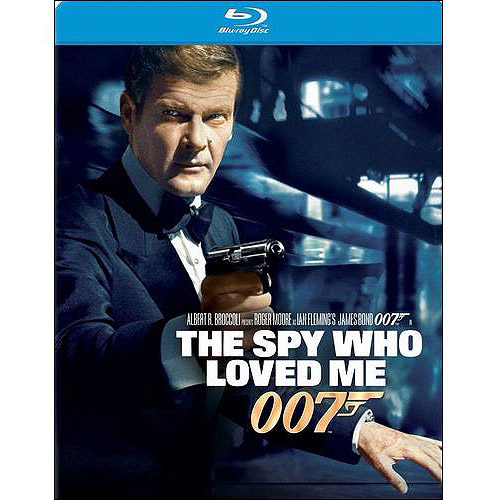 The Spy Who Loved Me (Blu-ray) (Widescreen)