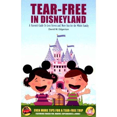 Tear Free In Disneyland