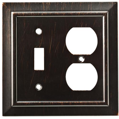 Franklin Brass Classic Architecture Switch/Duplex Wall Plate
