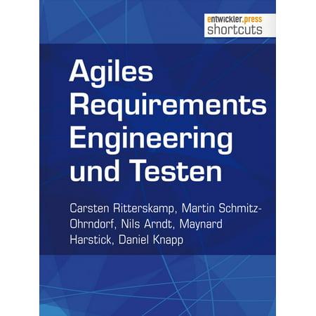Agiles Requirements Engineering und Testen -