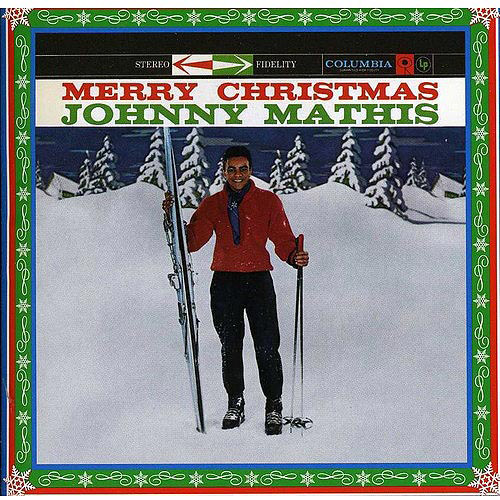 Johnny Mathis - Merry Christmas [CD]