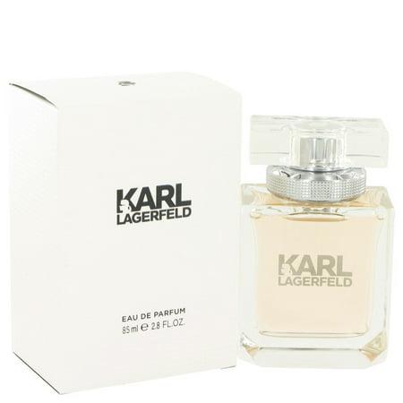 Parfums Karl Lagerfeld (Karl Lagerfeld Eau De Parfum Spray 2.8)