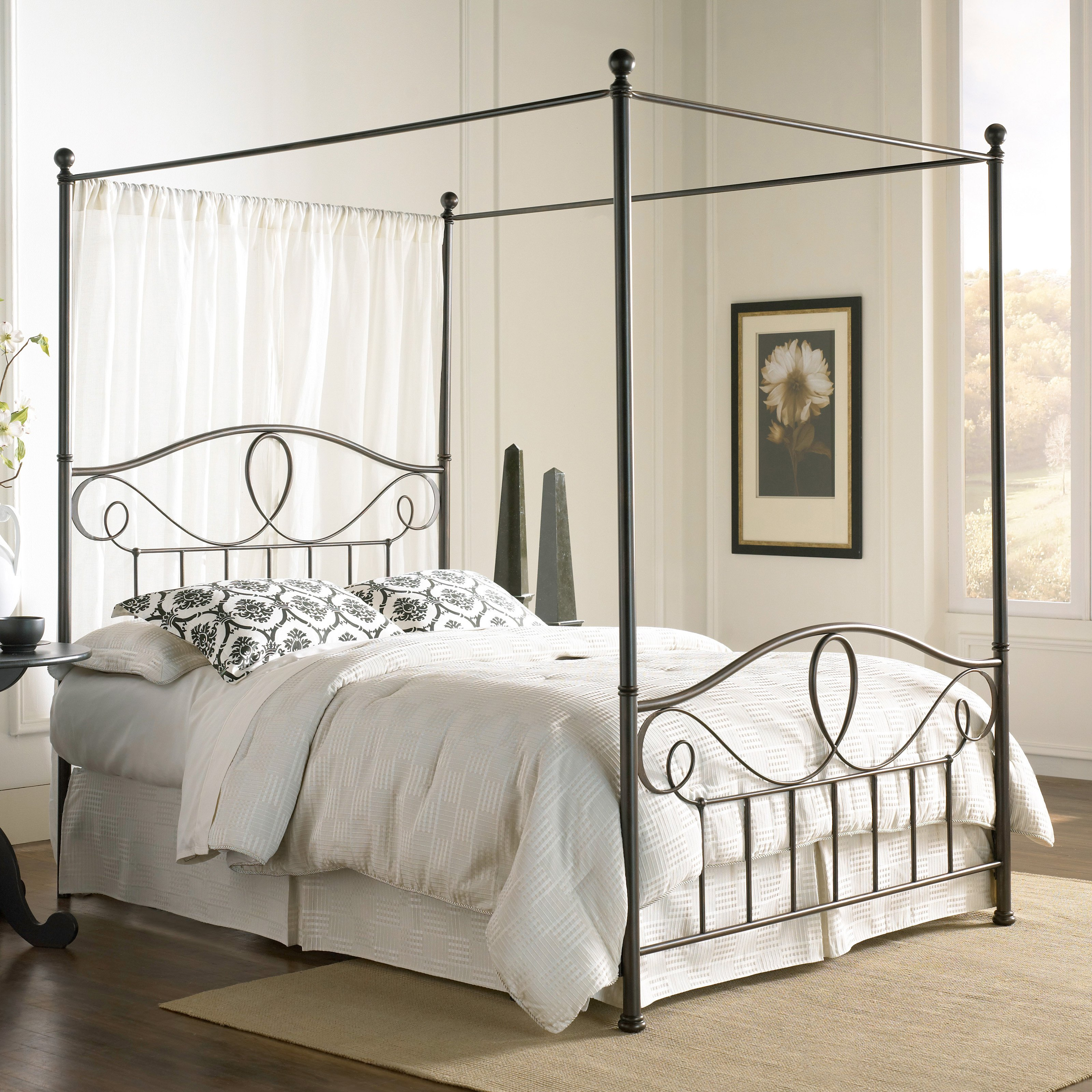 Fashion Bed Group Sylvania Canopy Bed