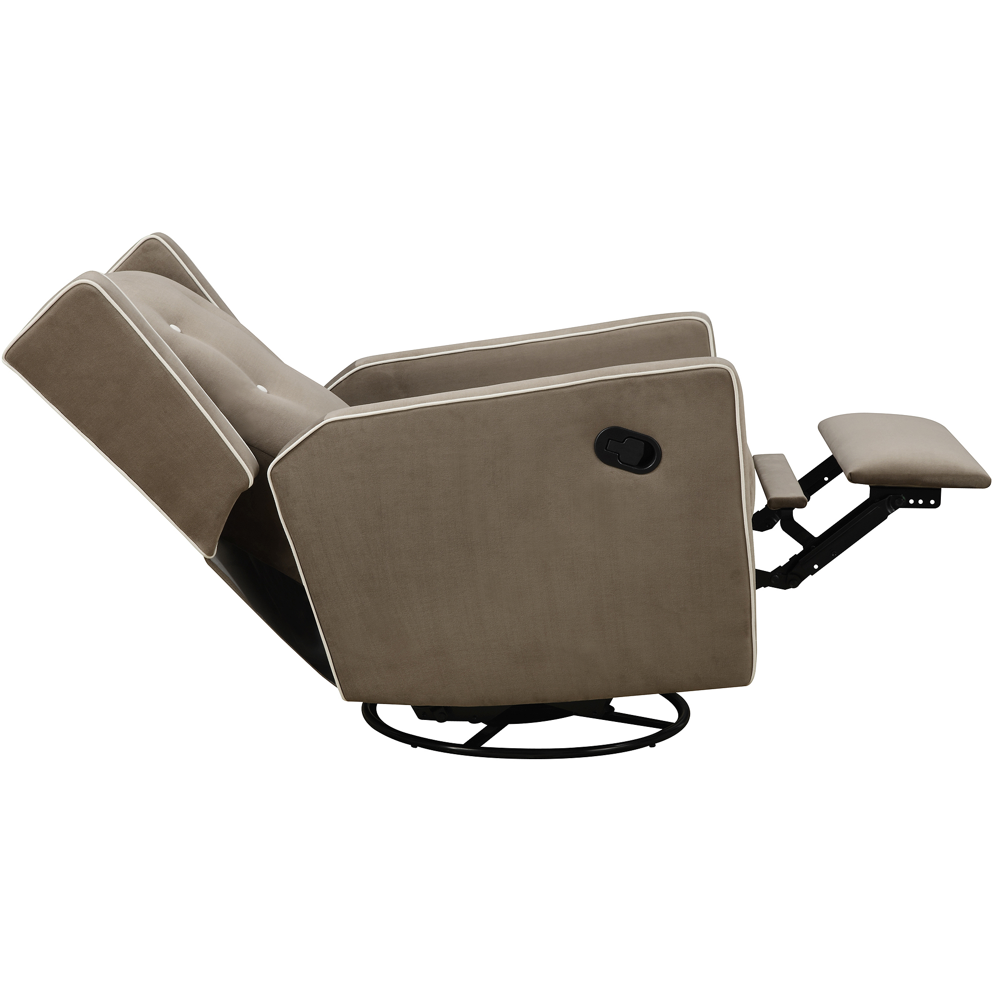 Gliding chair mechanism - Baby Relax Mikayla Swivel Gliding Recliner Choose Your Color Best