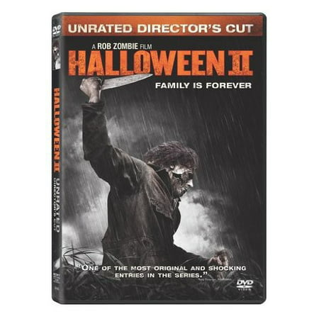 Halloween II [2009] [Widescreen] [Unrated] (Unrated) (DVD)](Best Thriller Movies For Halloween)