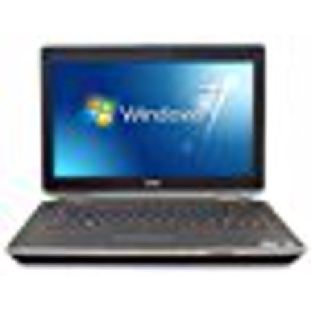 Refurbished Dell Latitude E6430 Intel i7 Dual Core 2900MHz 320Gig Serial ATA HDD 8192MB DDR3 DVD ROM Wireless WI-FI 14.0